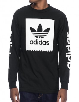Long sleeves FIT & SIZING Athletic fit Adidas