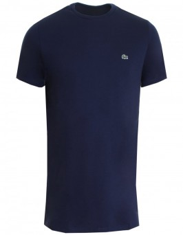 Lacoste Men's Crew-Neck Pima